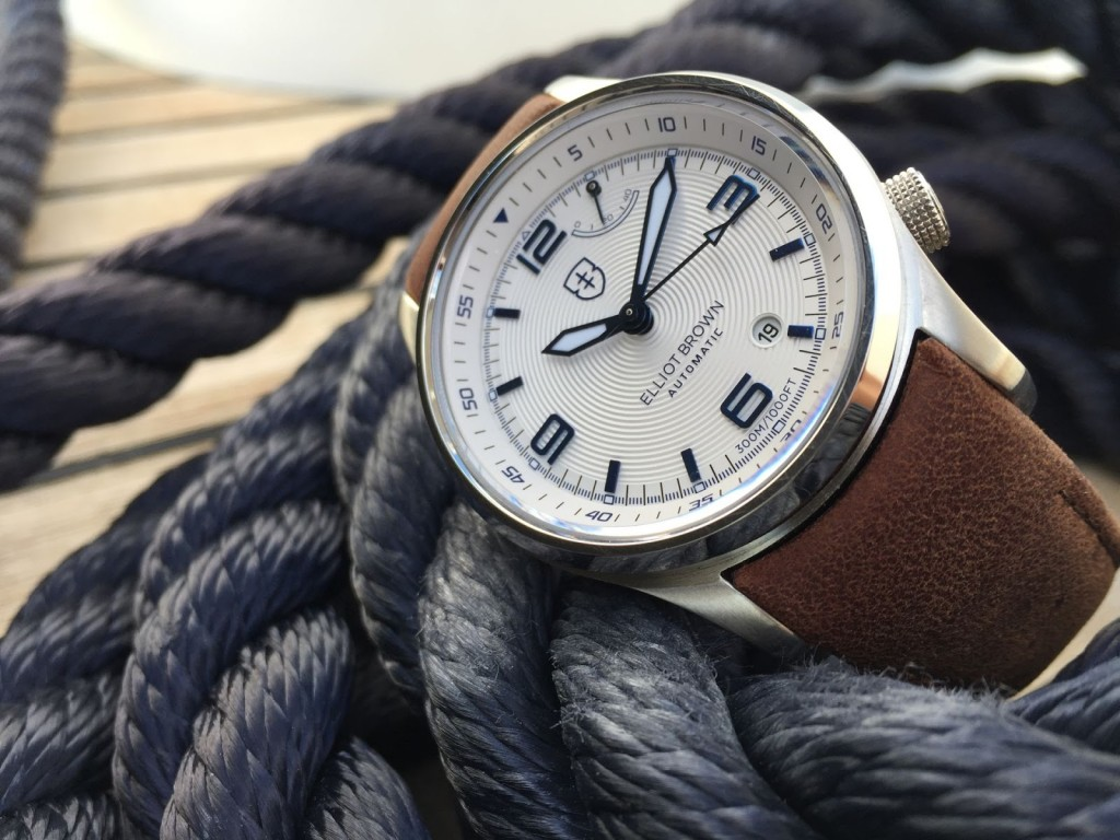 1 Elliot Brown Tyneham Automatic