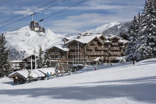 Зимний отдых: Les Grandes Alpes в Куршевеле