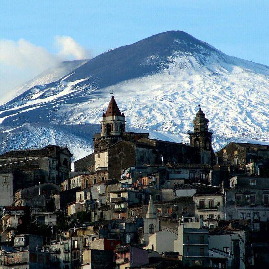 Этна, Сицилия