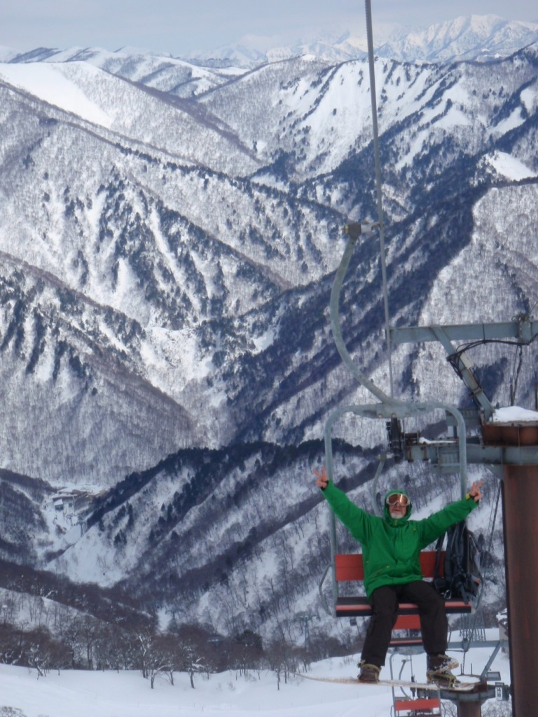 gunma-tenijindaira-ski-resort-япония