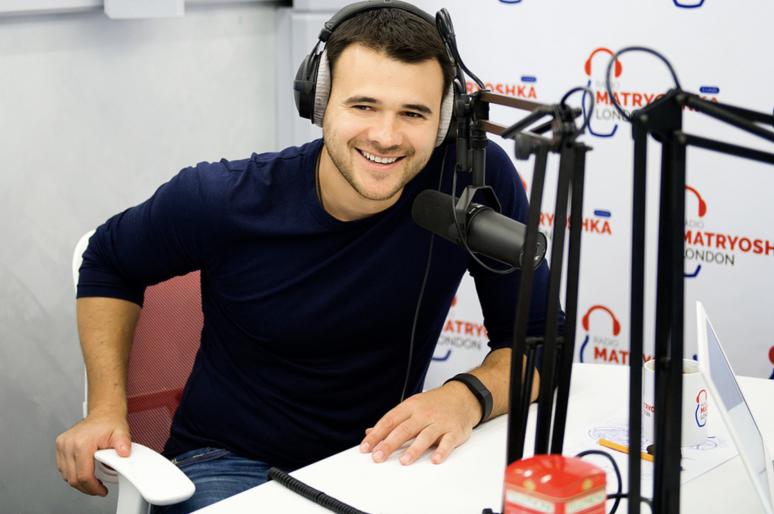 Радио на русском языке начинает вещание в Шотландии