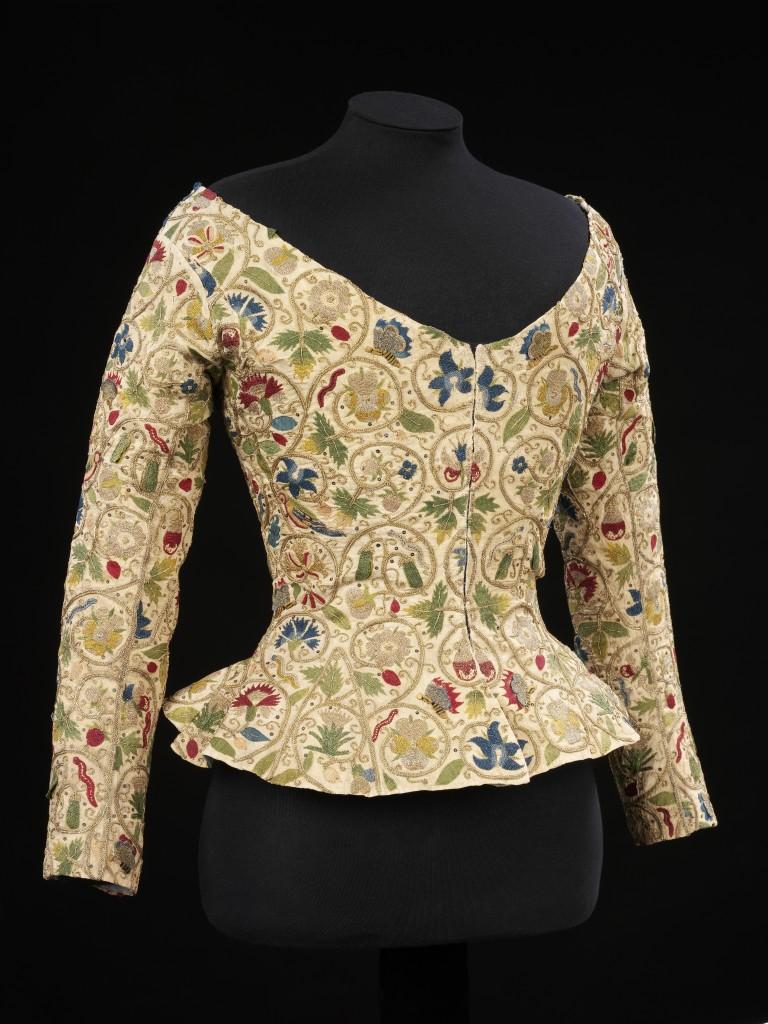 Жакет, Англия, 1600-1625