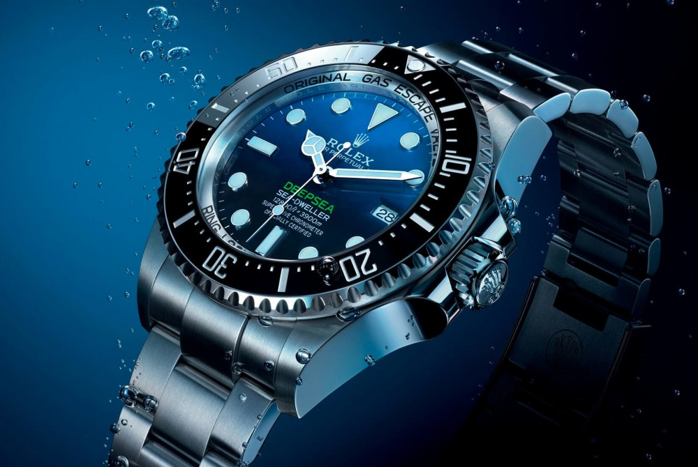 Rolex Deepsea Diver