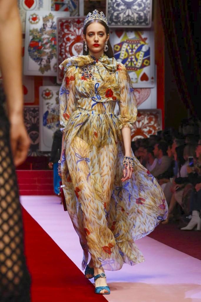 Dolce & Gabbana, SS18