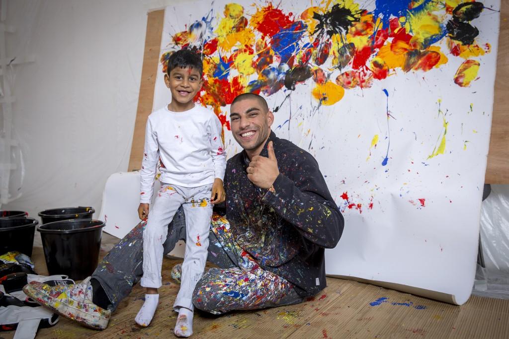 Omar Hassan & Samuel