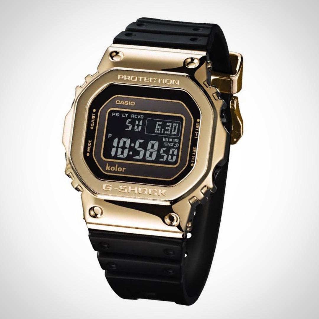 GMW-B5000KL kolor x G-Shock