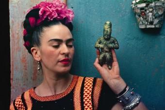 Главная выставка года V&A: Frida Kalo