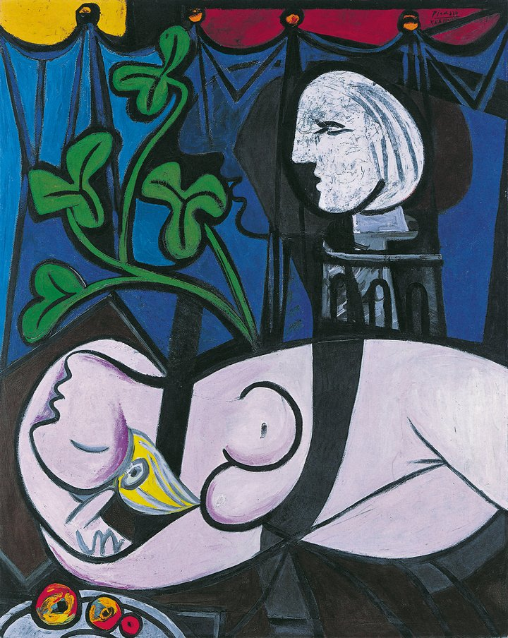 Picasso_Nude_Green_Leaves_And_Bust