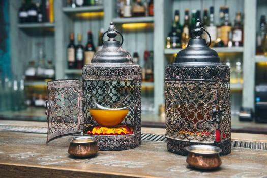 Новый  лаунж-бар Vijay's в Фицровии