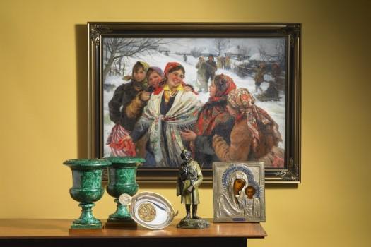 На аукционах Бруна Расмуссена
