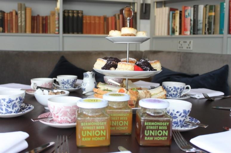 Чаепития с уникальными сортами меда