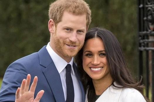 О свадьбе принца Гарри и Меган Маркл