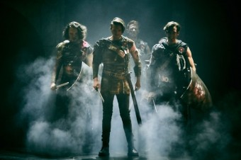 В Вест-Энде новый мюзикл «Рыцари Розы»