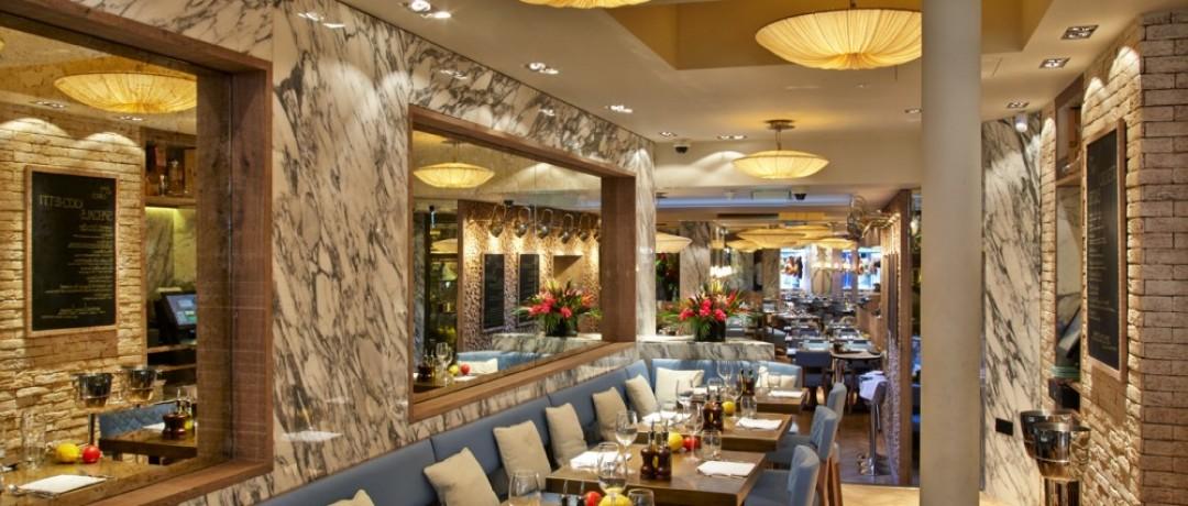 Классика Италии в ресторане Cicchetti