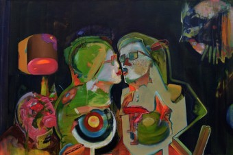 Работы российских художниц на выставке START в галерее Саатчи