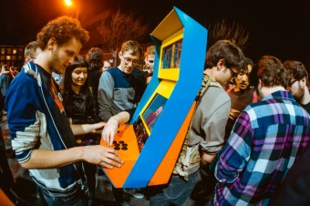 В Лондоне открылась выставка Videogames: Design/Play/Disrupt