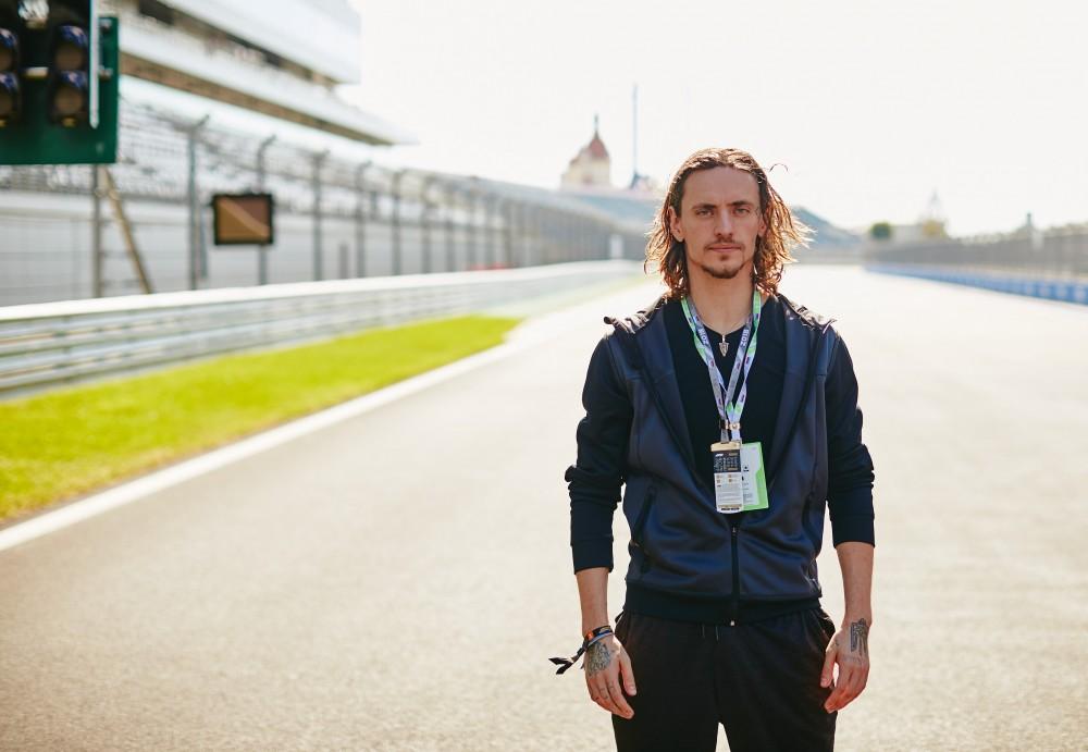 Сергей Полунин Формула 1