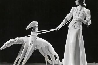Ночь и день — выставка моды и фотографии 30-х годов