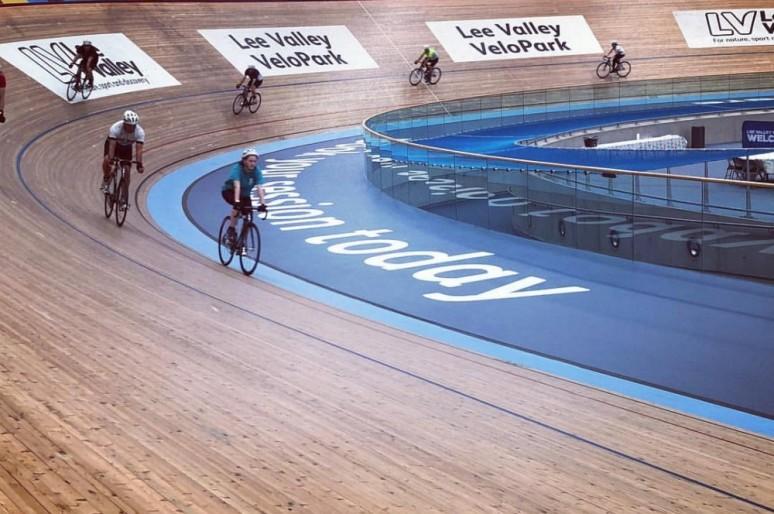 Велосипедные гонки в Ли Вэлли