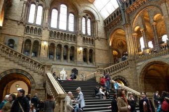 Ночь музеев в Великобритании: осенний сезон