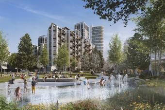 Грандиозная трансформация района White City на западе Лондона