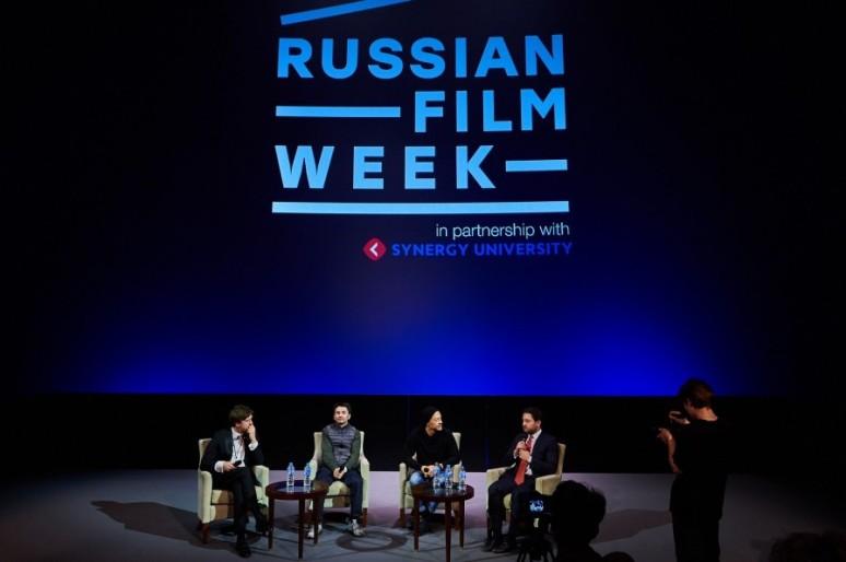 Неделя российского кино возвращается в Великобританию