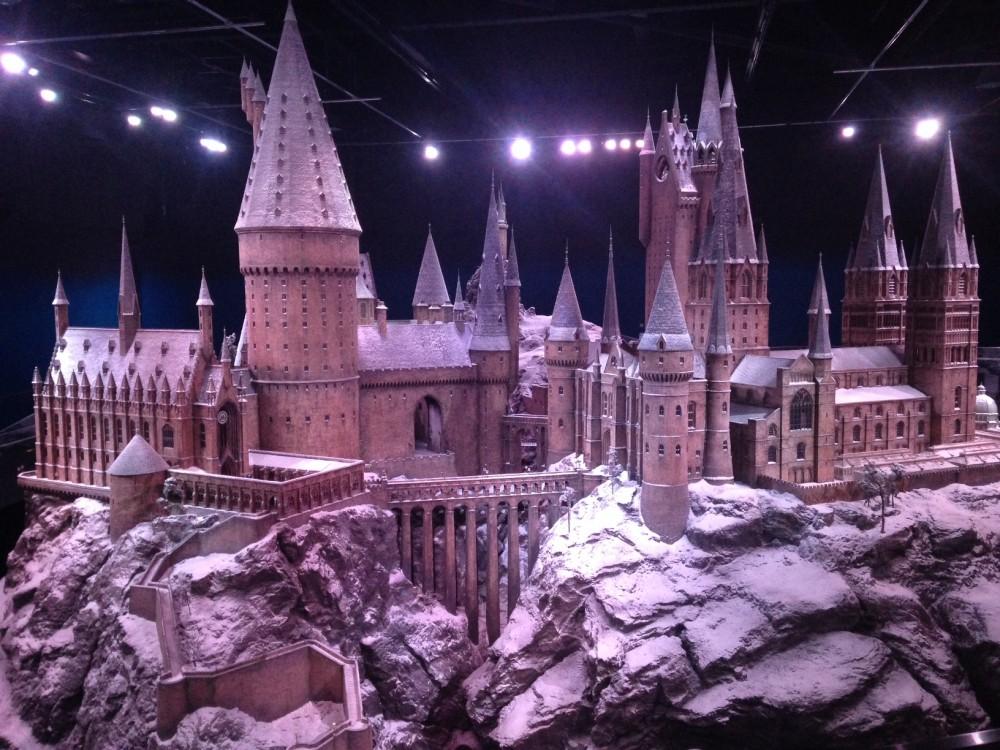Hogwarts-at-Christmas