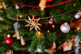 Рождественская ярмарка в Мэйфэйр