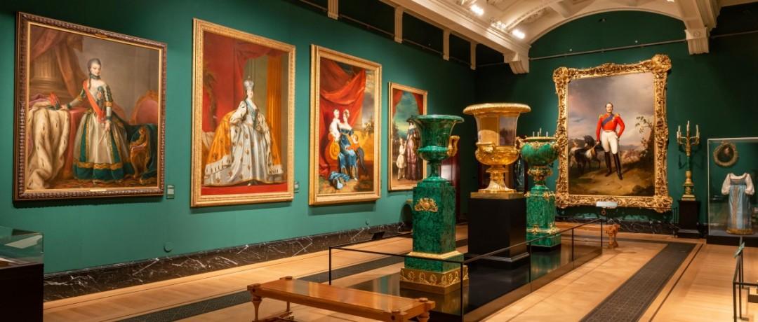 Россия: царствование и Романовы. Выставка в Букингемском дворце
