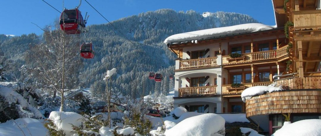 А мы на лыжах: популярные горнолыжные курорты