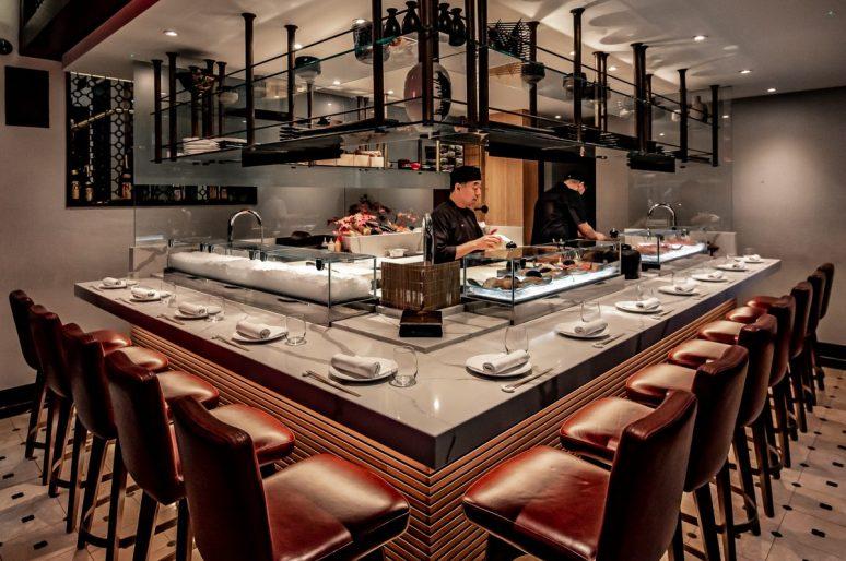 К Японии с любовью: ресторан Dinings SW3