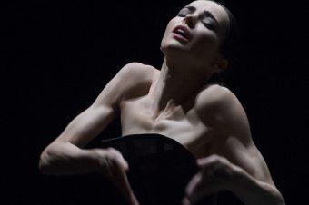 Гастроли международного фестиваля Context. Diana Vishneva