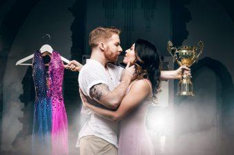 История в танцах о любви