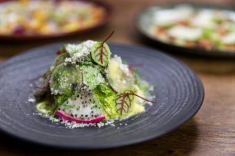 Кухня инков в ресторане Lima London