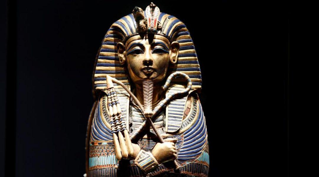 Выставка «Тутанхамон, сокровища фараона» в галерее Саатчи