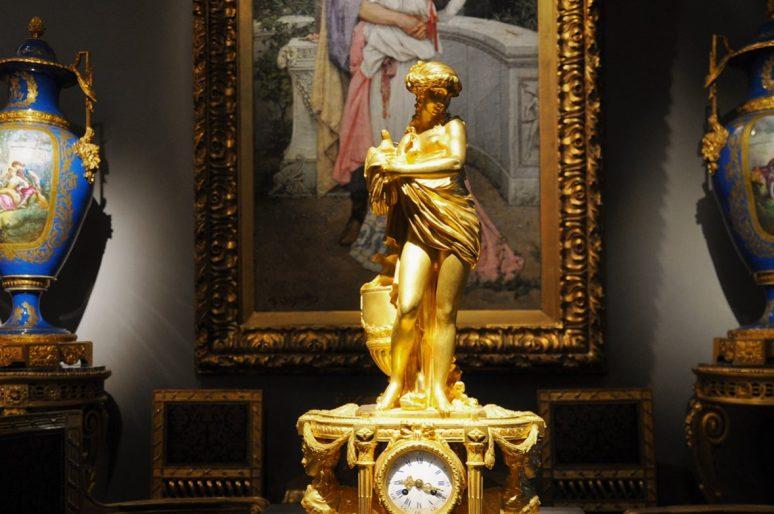 Крупнейшая выставка русского искусства и антиквариата в Москве