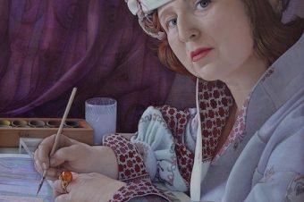 Выставка портретистов представит работу русского художника