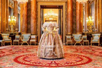 Добро пожаловать в Букингемский дворец
