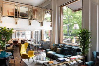 Лондон: The Athenaeum Hotel and Residences