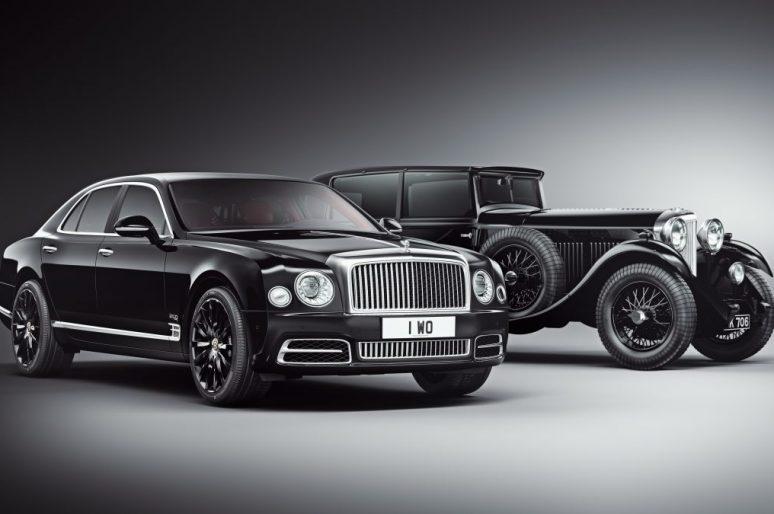 Сто необыкновенных лет: история Bentley