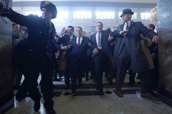 Премьера фильма Мартина Скорсезе «Ирландец»