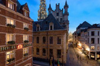 Брюссель: что посмотреть в августе