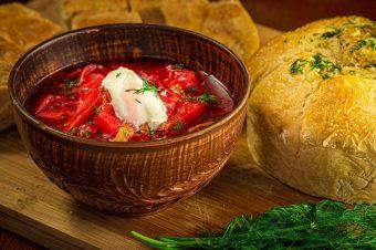Pampushka: украинская кухня приходит в Сохо
