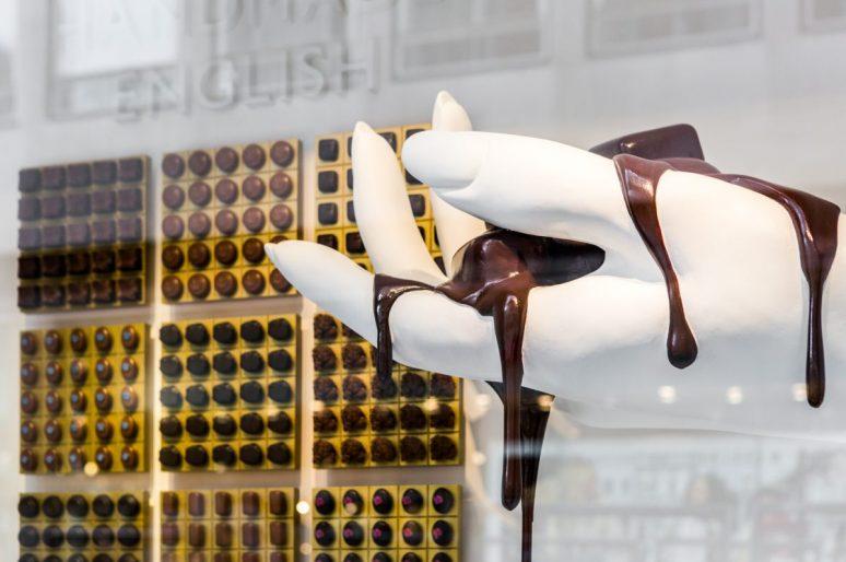 Шоколадный рай – Fortnum & Maison открыл новый кондитерский отдел