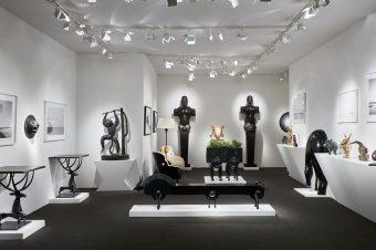 В Лондоне открылась ярмарка искусства PAD