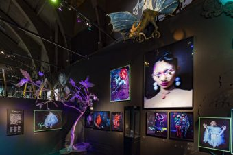 Выставка модного фотографа Тима Уолкера
