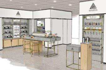 Лаборатория Layers Lab открывается в Selfridges