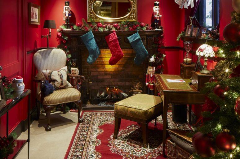 Письма Деду Морозу в отеле The Dorchester