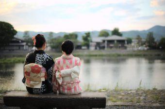 V & A представляет: эволюция кимоно