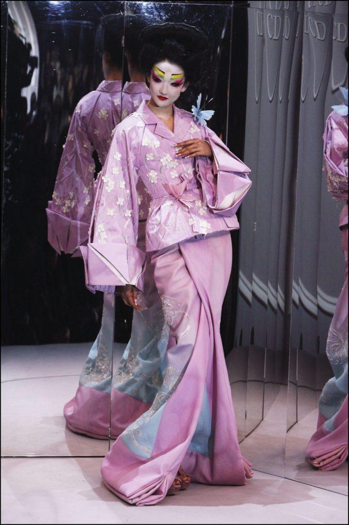выставка кимоно лондон